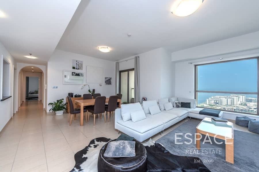 2 Ready to move-in | Large 2Bed | Full Sea Views