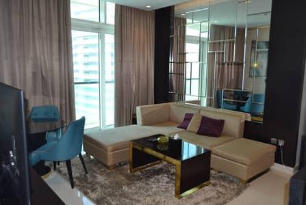 2 Bedroom Hotel Apartment for Rent in Downtown Dubai, Dubai - Luxurious furnished Burj Khalifa view high floor