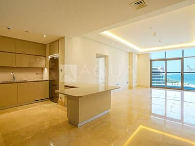 2 Bedroom Flat for Rent in Palm Jumeirah, Dubai - Sophisticated living | New | Beach front