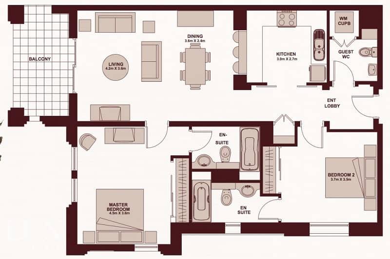 11 OT Specialist | Bright Apartment | Excellent Condition