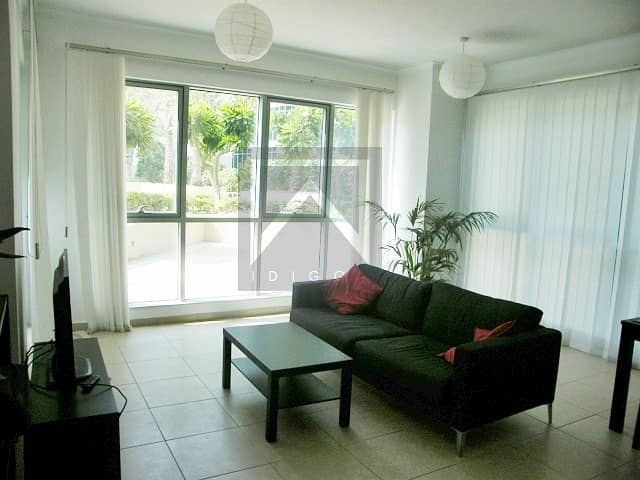 2 Magnificent Garden   Spacious Apartment   Fully Furnished