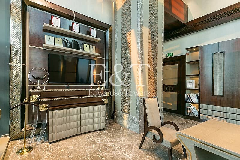 Exclusive Furnished Luxury Chairman Office