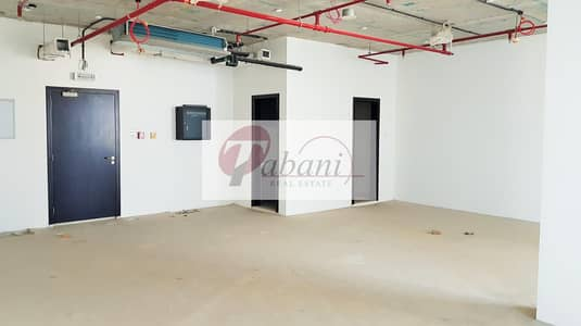 Small Shell and core office for rent with 2 Month Free.