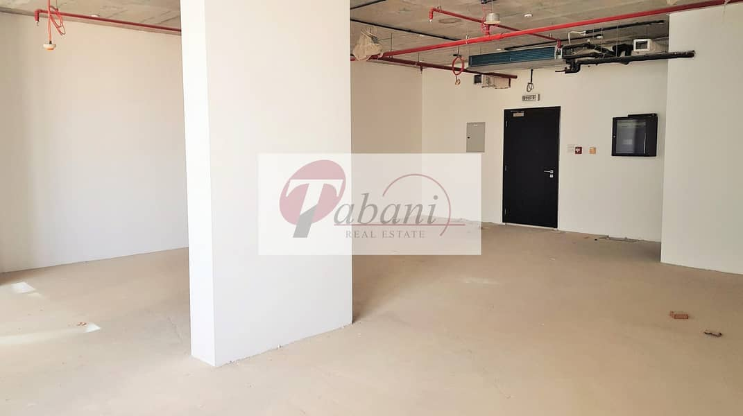 2 Small Shell and core office for rent with 2 Month Free.