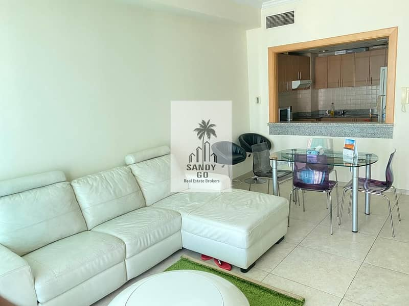 Furnished | 1 Bedroom | Silicon Oasis