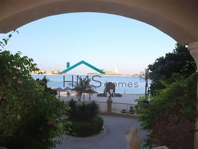 1 Bedroom Flat for Rent in Palm Jumeirah, Dubai - Al Msalli  |  Furnished 1 B/R  | Good Condition