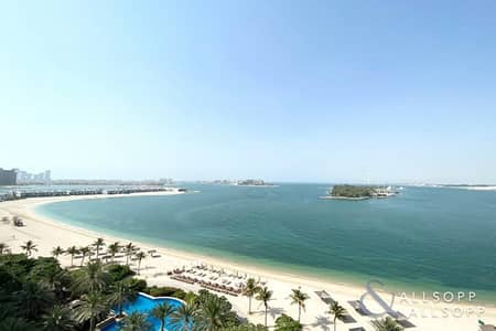 4 Bedroom Penthouse for Rent in Palm Jumeirah, Dubai - 4 Beds Penthouse | Beach Club Facilities