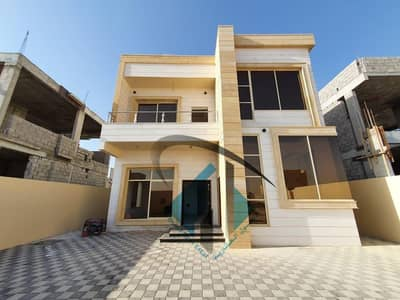3 Bedroom Villa for Sale in Al Helio, Ajman - Own your villa for ZERO DOWN PAYMENT on ajman al helio 2 Freehold for all the nationality on the main road directly