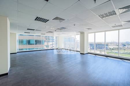 Office for Rent in Al Hudaiba, Dubai - Fitted Office | Mid Floor | Prime Location
