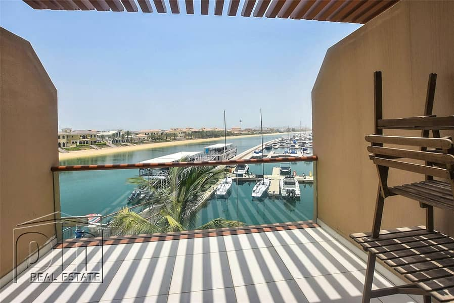 Furnished | Marine View | Spacious Balcony