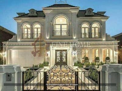6 Bedroom Villa for Sale in Khalifa City A, Abu Dhabi - Villa | 6 BR | Gym | Sauna | Pool | Jacuzzi | All Facilities