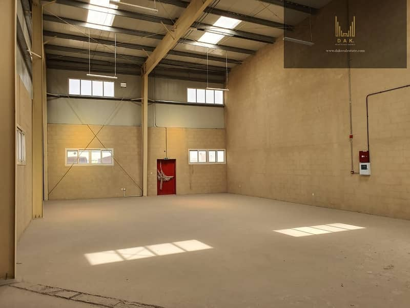 2 Specious Warehouse For Sale
