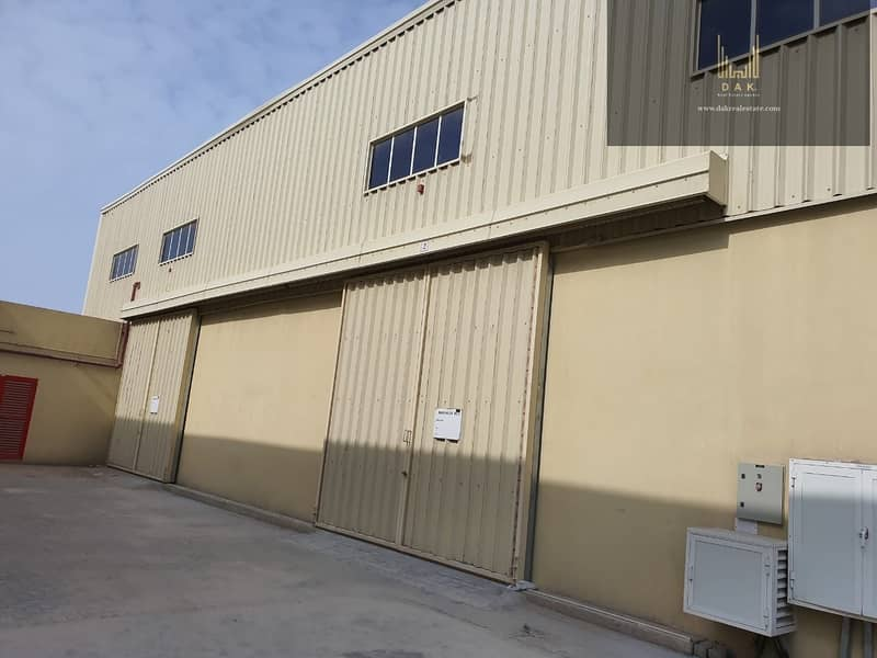 4 Specious Warehouse For Sale