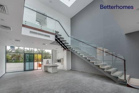 4 Bedroom Villa for Rent in Jumeirah Village Circle (JVC), Dubai - Stunning Villa | Park View |Loft Style|Solar Water