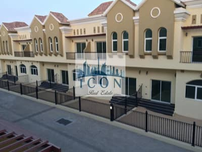 3 Bedroom Villa for Rent in Dubai Industrial Park, Dubai - 3 BR Town House For Rent With Multiple Chq
