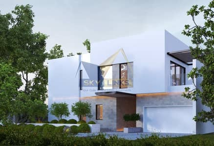 Modern  6 Bedroom Contemporary Villa- Large Plot with Pool