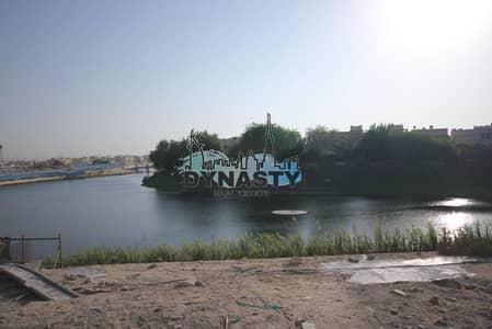 ارض سكنية  للبيع في جزر جميرا، دبي - Rare Plot | Lake Facing | Build Your Dream Villa