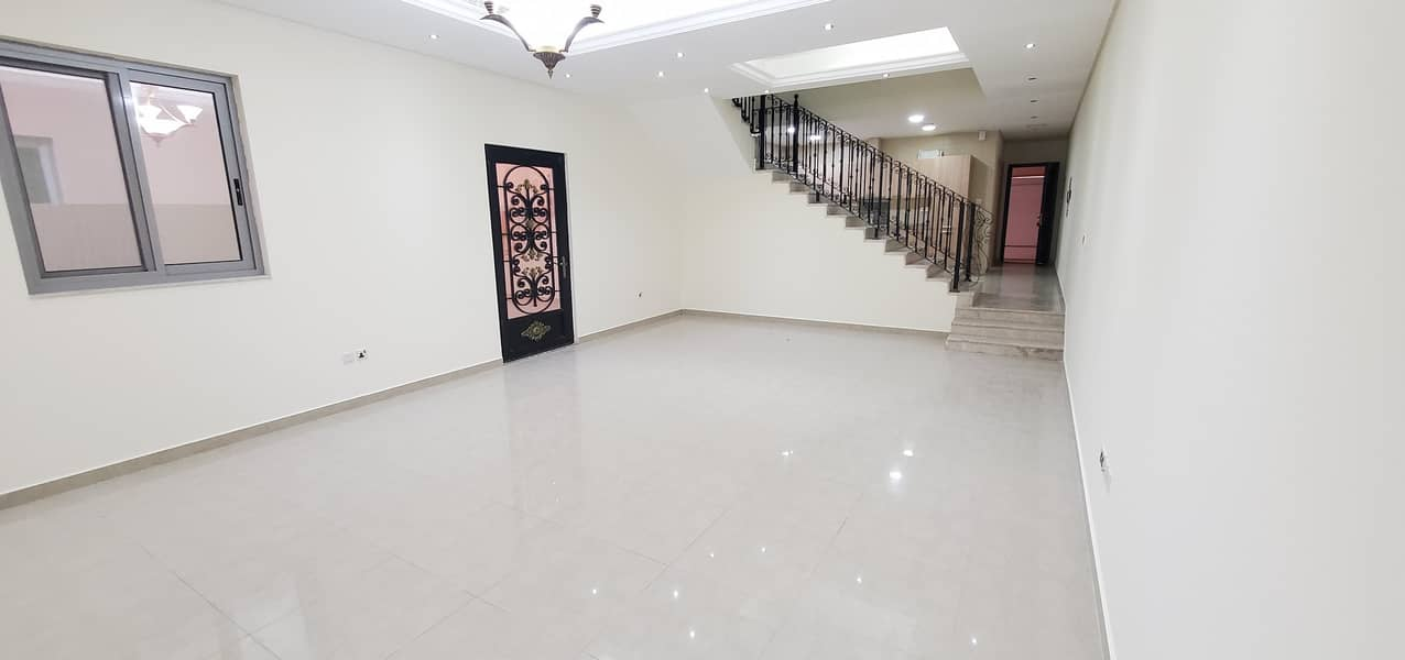 Park View 4 Bedroom with Maid room | Ready to move | Full Covered Parking wit Gate