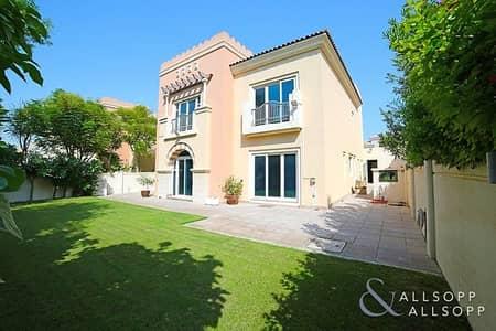 5 Bedroom Villa for Sale in Dubai Sports City, Dubai - Exclusive   C1 5 Bed Villa   Backing Park
