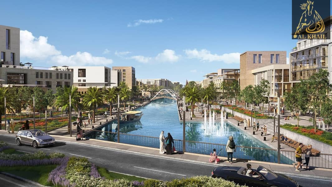 Breath Taking Views Downtown Sharjah Beachfront Residences