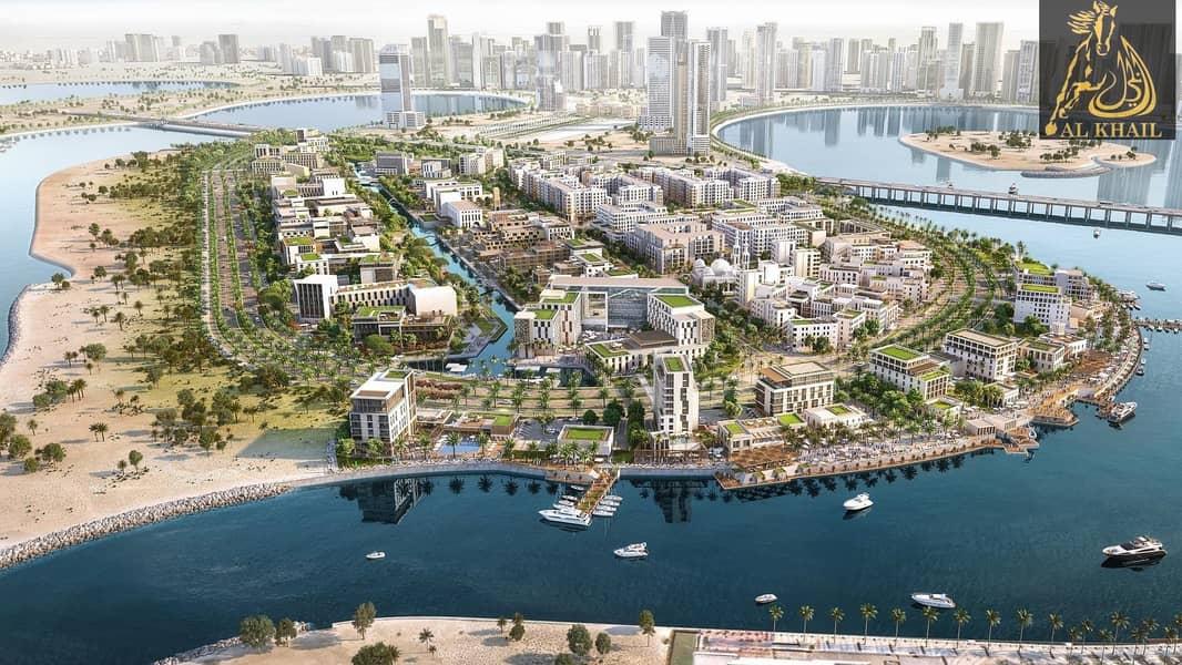 2 Breath Taking Views Downtown Sharjah Beachfront Residences
