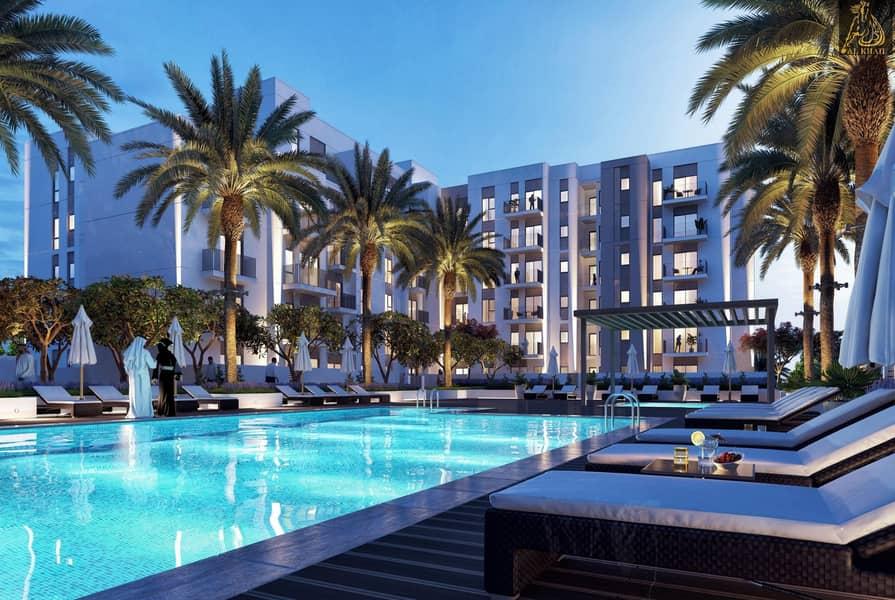 13 Breath Taking Views Downtown Sharjah Beachfront Residences