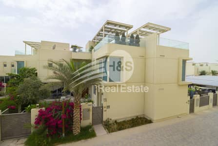 4 Bedroom Villa for Sale in The Sustainable City, Dubai - 3 Beds +Maid I Solar Panels I  No Maintenance Fee
