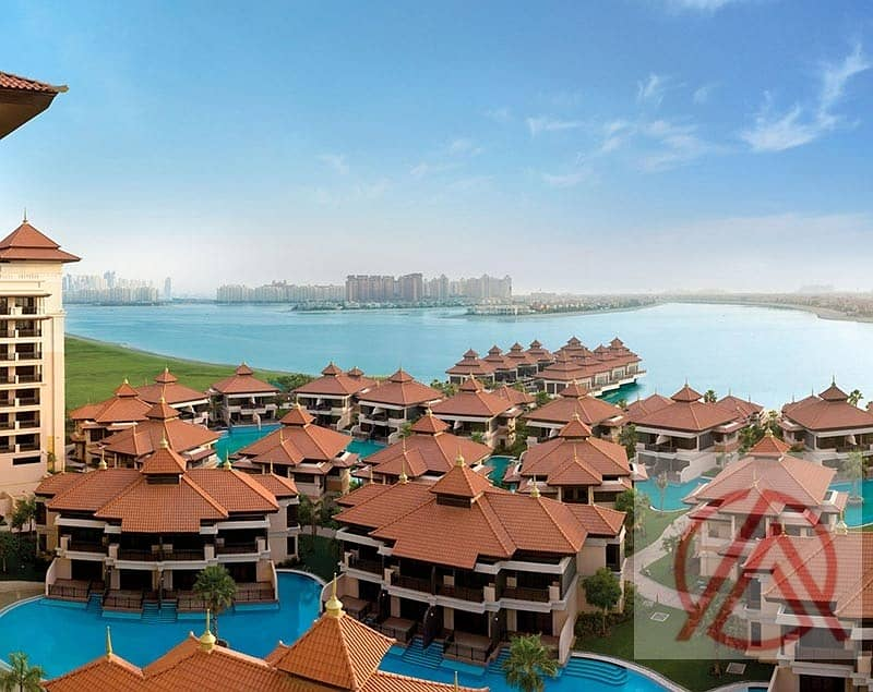 2 Anantara South Fully Furnished Pool/Community View 1 BR  for 2.2 net