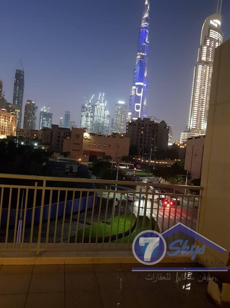 9 Burj Khalifa V 1BHK With Terrace  In Burj Views
