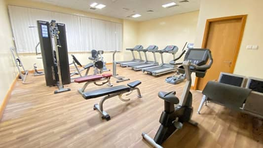 1 Bedroom Apartment for Rent in Al Nahda, Sharjah - HOT OFFER 1BHK 2BATH NEW LOOK HOUSE WITH GYM FREE 6 CHEQ ONLY ONLY 24K