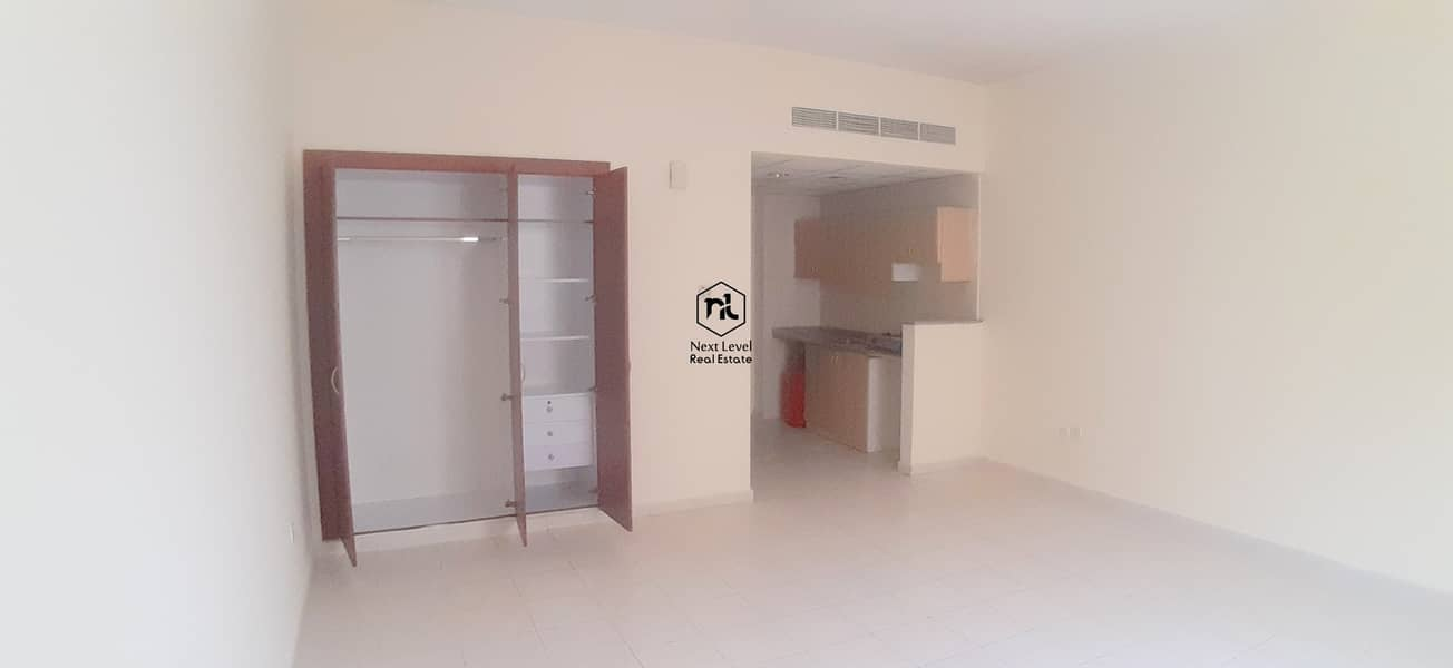 RENTED | MORTGAGE PROPERTY | UNFURNISHED | STUDIO | WITHOUT BALCONY | Y BUILDING | ENGLAND CLUSTER