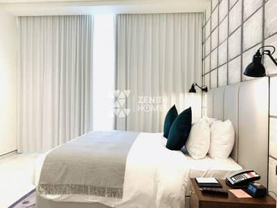 فلیٹ 2 غرفة نوم للايجار في الخليج التجاري، دبي - Luxury Furnished | Mid Floor | Available Now |
