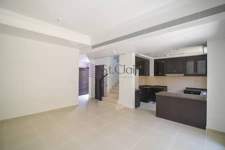 2 Bedroom Townhouse for Rent in Serena, Dubai - 75K Type D | 2 Bedrooms |12 Chques