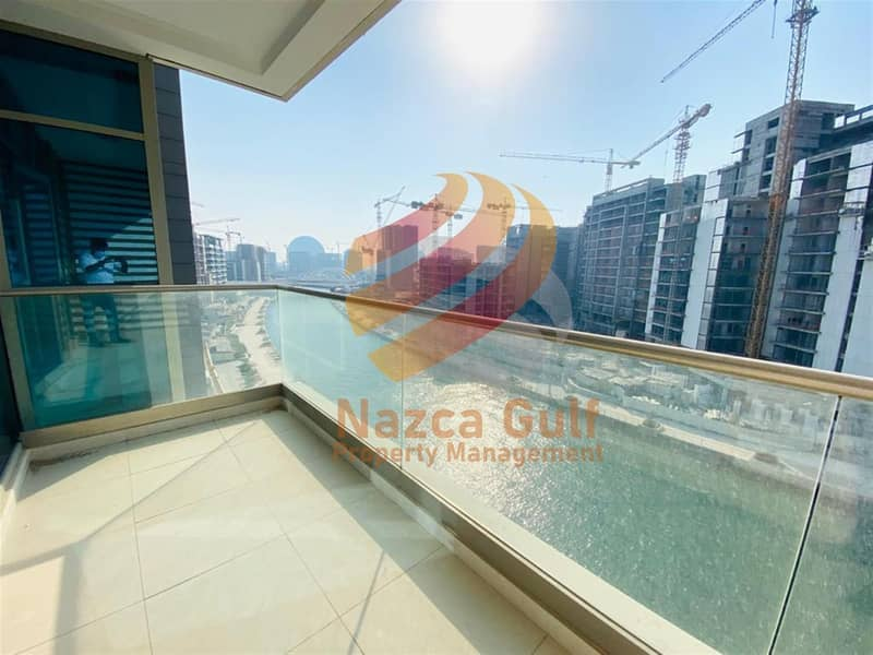 Brand new 1bhk with canal view ! Ready for viewing