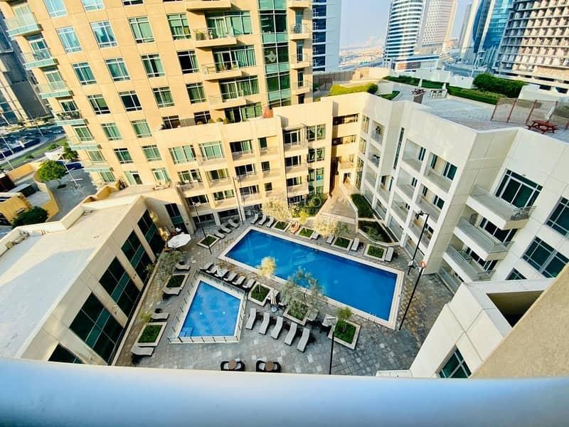 10 Dynamic 2 BR | Burj View | Perfect Location