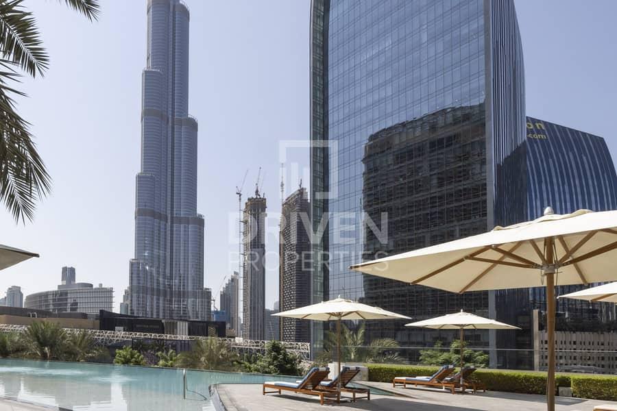 28 Furnished Apt | Burj Views | All Inclusive