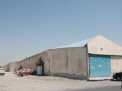 Warehouse for Rent in Industrial Area, Sharjah - 5000SQFT | For Storage | SHARJAH INDUSTRIAL AREA 1