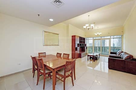 Vacant 1 Bed in Lake City with Full Lake View at JLT