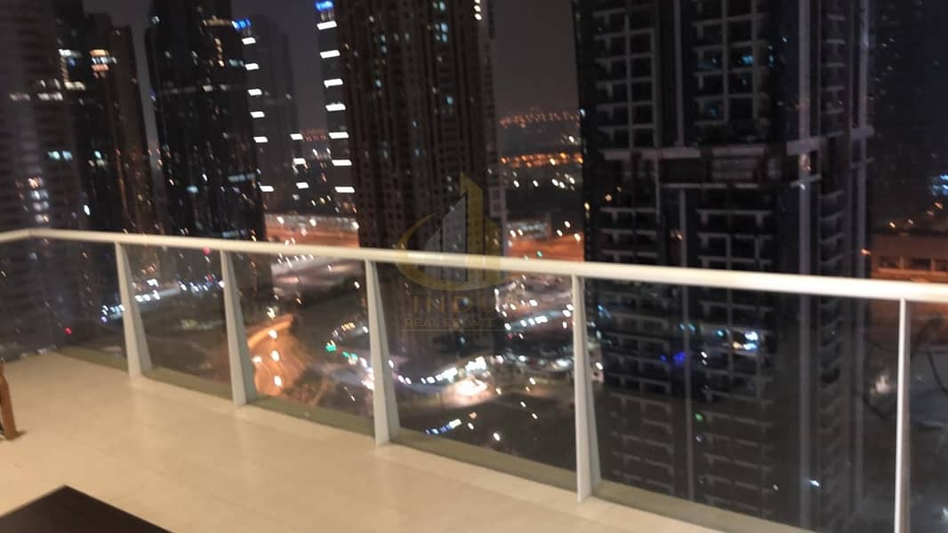 Lovely two-bedroom apartment in Lake View Tower,