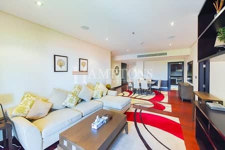 2 Bedroom Apartment for Sale in Palm Jumeirah, Dubai - Spacious 2 BR   Fully Furnished   Vacant
