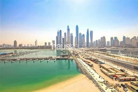 فلیٹ 2 غرفة نوم للبيع في دبي هاربور، دبي - Beach Front lifestyle   3 Years Post Payment Plan