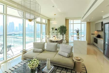 2 Bedroom Flat for Sale in Dubai Harbour, Dubai - Beach Front Lifestyle | 3 Years Post Payment Plan