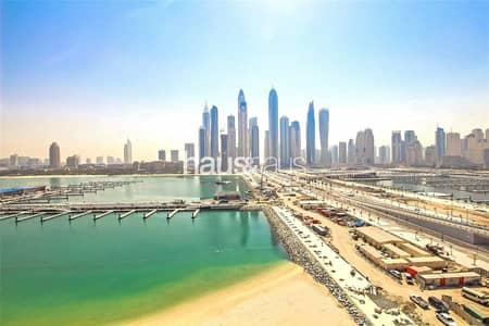4 Bedroom Flat for Sale in Dubai Harbour, Dubai - Miami Lifestyle| Palm and Sea Views |No Commission