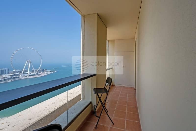 2 Largest Unique Half Floor 3Bedroom   Full Sea View