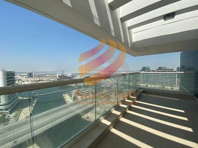 4 Bedroom Apartment for Rent in Al Raha Beach, Abu Dhabi - Elegant 4BHK Duplex | with Balcony and Maids Room