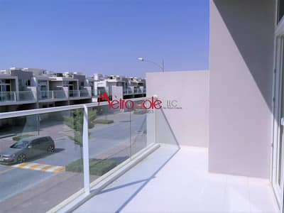 3 Bedroom Villa for Rent in Akoya Oxygen, Dubai - Lake and Park View | Corner and Single Row | Ready to Move in