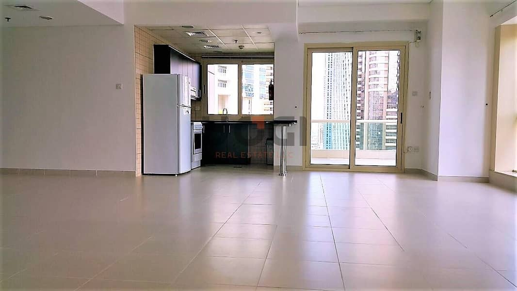 2 2BR- Partial Sea and Marina View | Vacant | Dubai