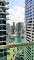15 2BR- Partial Sea and Marina View | Vacant | Dubai
