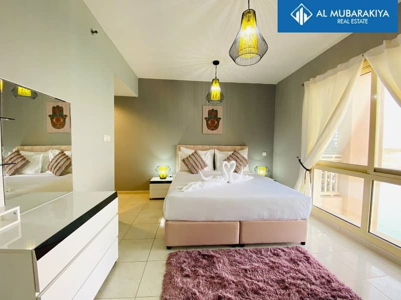 Splendid Staycation Sea View 1 BHK Lagoon Monthly/Yearly