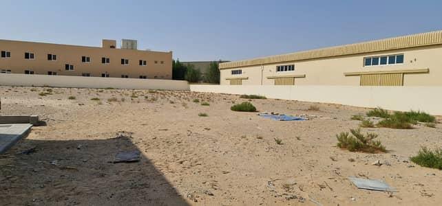 ارض صناعية  للايجار في السجع، الشارقة - ارض صناعية في السجع 280000 درهم - 4818251
